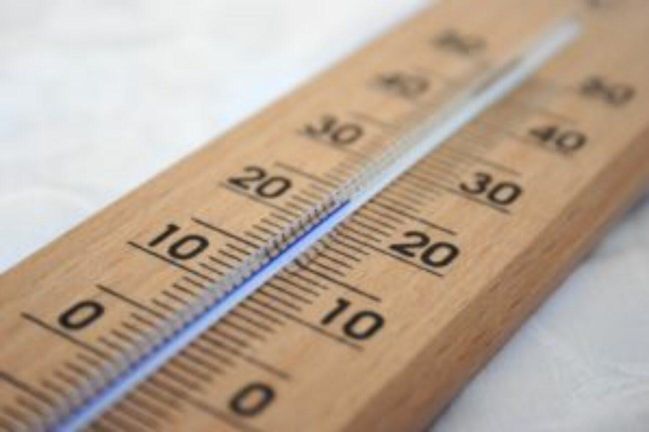 Carnet sanitaire : les relevés de températures anti-légionellose.