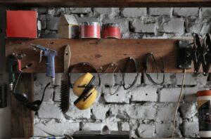 Mur a outils pour bien entretenir ses équipements